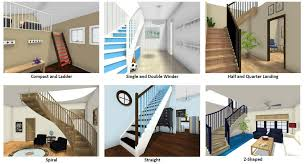 downward stairs the floorplanner platform overview add and customize stairs web roomsketcher help center