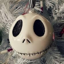 it just makes sense skellington ornament