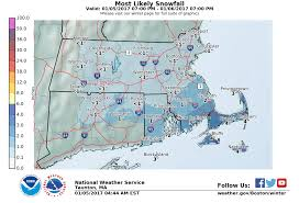 winter weather advisory issued for cape cod 3 to 5 inches expected