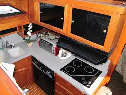 Houseboat Rentals Los Angeles 63 U0027 Yacht Like A Houseboat 2bd 2bath Loft Kitchen Dining