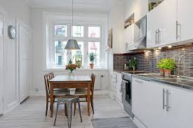 wood flooring in kitchen beautiful trendy wood kitchen cabinets
