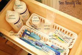Bathroom Basket Drawers Hostess With The Mostess Guest Bathroom
