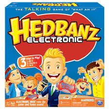 hedbanz electronic spin master games