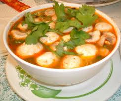cuisine snack spicy mild curry soup ต มย าเห ด snack box frankfurt germany