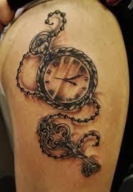 weird clocks 100 unique watch tattoos