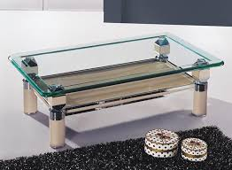 glass living room table marceladick com