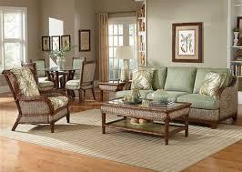 impressive rattan living room chair in fresh home interior design