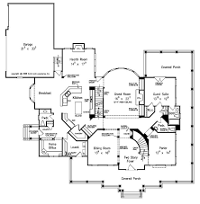 5 Bedroom Country House Plans 55 Best House Plans Images On Pinterest Country Farmhouse