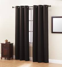 Sears Drapery Panels Curtains Drapes Wayfair Crystal Grommet Curtain Panels Set Of 2