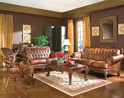 leather chair living room brown couch black furniture furniture brown couch 5 piece living