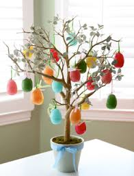 easter egg trees ideas for teaching the true meaning of easter for my kiddos