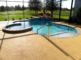 pool fã r balkon rubber pool decking this is prodeck rubber pool deck done by swe