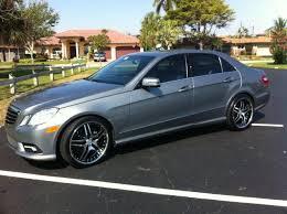 mercedes e class forums e350 sedan with 20 inch rims mbworld org forums