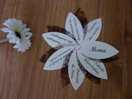 mariage original id es images fleurs originales pour mariage des id es de menus de table