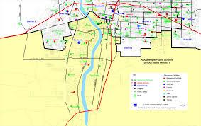 Albuquerque Map Aps Board Candidates