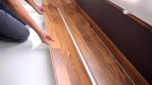 Worthington Laminate Flooring Angle Tap Tarkett Laminate Youtube