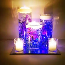 floating candles table centerpiece ideas floating candle