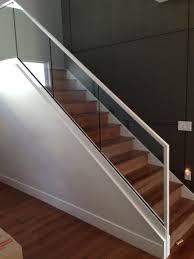 Glass Stair Rail by Glass Railing Tampa Deck Railing Hand Rail Deck Rails Brandon