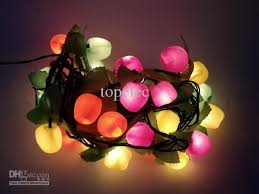 mercury glass string lights new year led lantern string lights decorative lights holiday lights