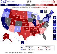 Republican States Map by Election 2012 Ct Races To Watch