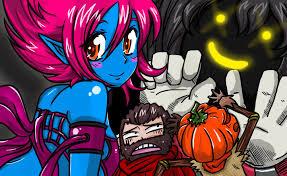 league of legends halloween harrowing youtube