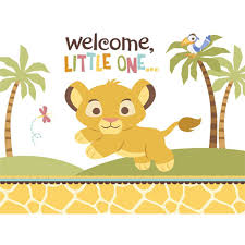 lion king baby shower invitations disney lion king baby shower invitations 8 count