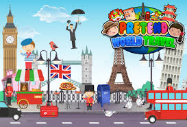 my pretend world travel around the world android apps on