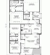narrow home floor plans 1645 0409 square narrow lot house plan restaurant floor