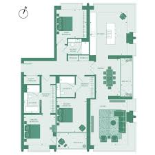 Harrods Floor Plan 3 Bedroom Flat For Sale In