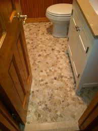 tile bathroom floor ideas flooring ideas bathroom mosaic floor tile with light grey stone