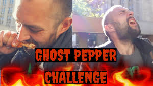 Challenge How Do U Do It Ghost Pepper Wing Challenge Would U Do It