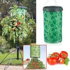 Upside Down Tomato Planter by Upside Down Hanging Tomato Garden Planter Bag Ebay