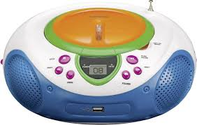 cd player kinderzimmer lenco kinder cd player scd 40 usb aux cd ukw usb bunt