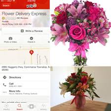 flower delivery express reviews call log with fde calls because they kept disconnecting
