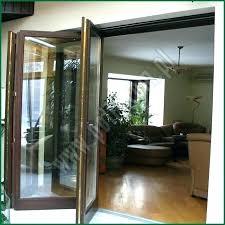 Exterior Doors Nyc Folding Glass Doors Exterior Cost Folding Patio Door Cost Exterior