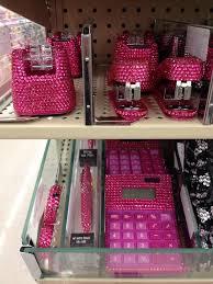 Pink Desk Accessories Set Girly Stapler Search Desk Set Pinterest Stapler