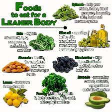 certain foods that