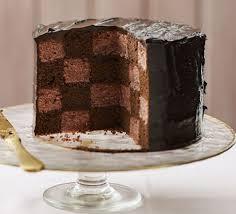 peek a boo battenberg cake recipe bbc good food