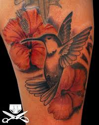 hummingbird and hibiscus tattoo designs this was created with a