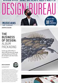 design bureau magazine brian danaher