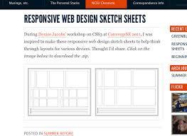 the ultimate responsive web design roundup webdesigner depot