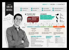 Creative Online Resume by 50 Awesome Resume Designs That Will Bag The Job Hongkiat