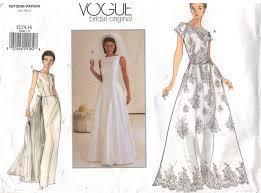 wedding dress sewing patterns wedding and bridal sewing patterns sewing pattern heaven part 3