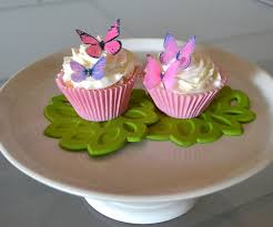 Cake Decorations At Home by Amazon Com Edible Butterflies Small Assorted Pink And Purple