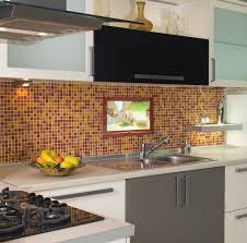 Organization In The Kitchen - putting the modern kitchens backsplashes into functional uses