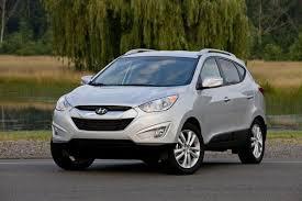 reviews on hyundai tucson 2013 hyundai tucson car review autotrader