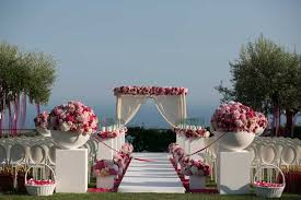 wedding flowers coast florist for weddings in italy floral decorations wedding italy