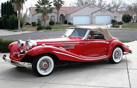 mercedes 500k 1936 mercedes 500k replica for sale la center washington