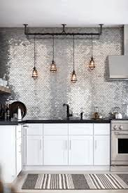 kitchen backsplash idea large cornered kitchen cabinet white tile