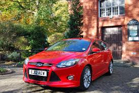 ford focus ecoboost zetec s review driving torque